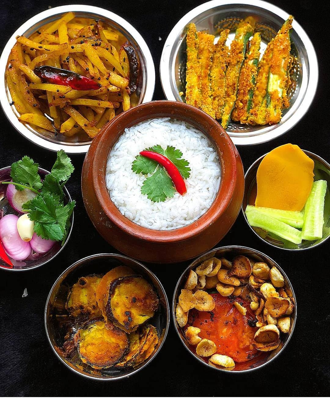 foods of Bhubaneswar