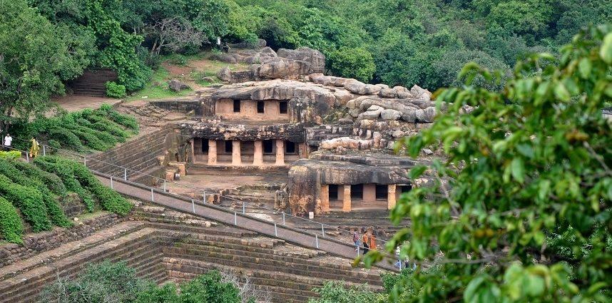 Khandagiri and Udayagiri