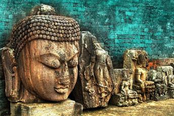 Ratnagiri budhist excavation