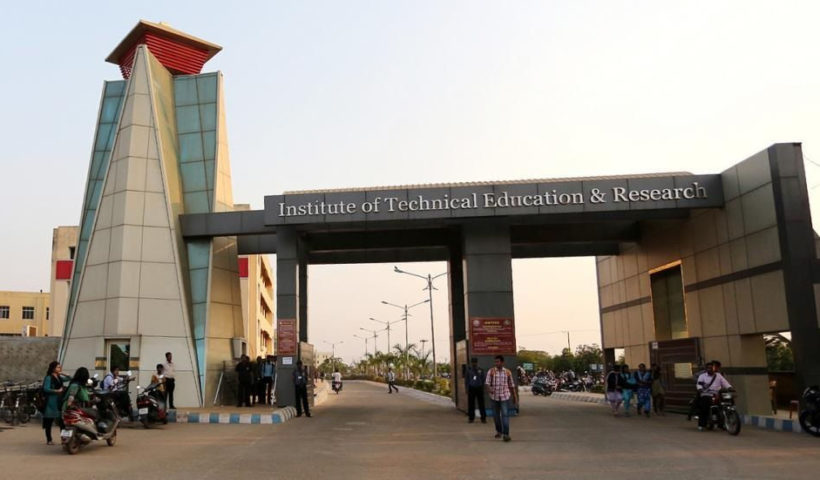 Institute of Technical Education & Research[ITER] Bhubaneswar-SOA(Siksha O Anusandhan)