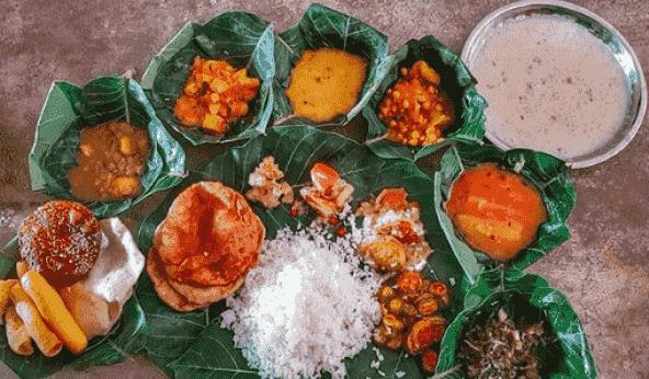 Nuakhai food