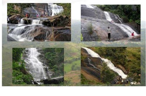 Ananthagiri waterfall