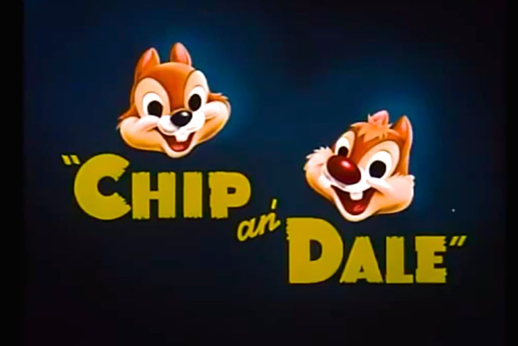 Chip an Dale