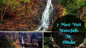 7 Famous Waterfalls In Odisha for this Winter      Trip