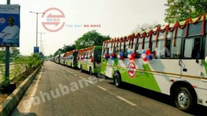 Complete Mo Bus Route Chart for Bhubaneswar
