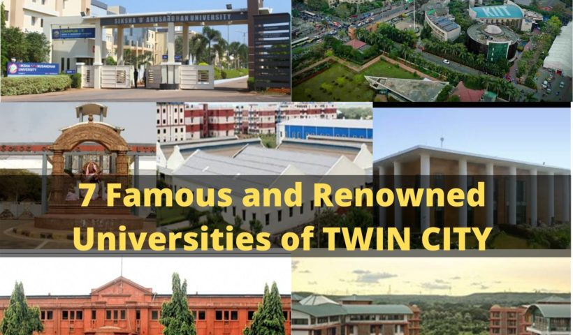7 university of twin city