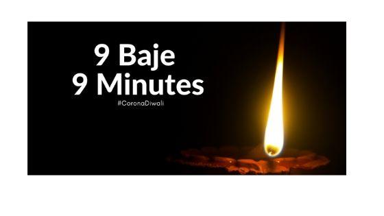9 baje 9 minutes