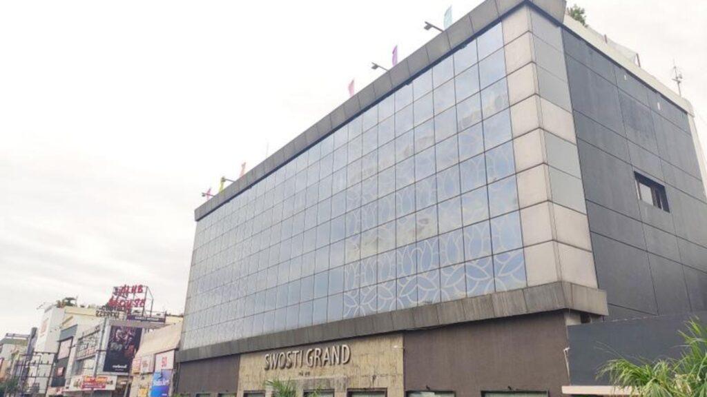 Hotel Swosti Grand,Bhubnaneswar