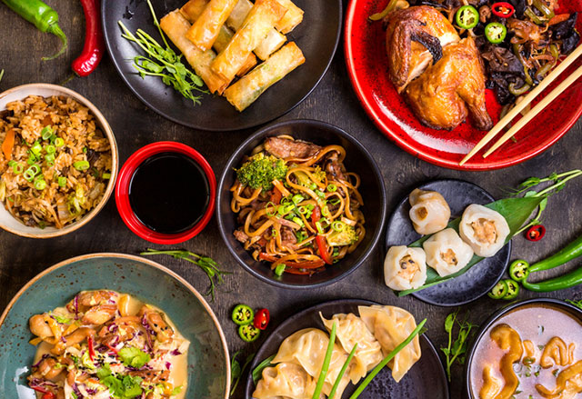 Chinese food Image