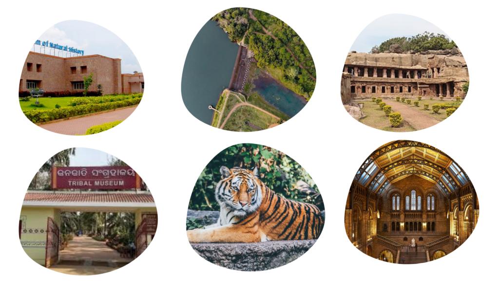 Tourist Places in Bhubaneswar