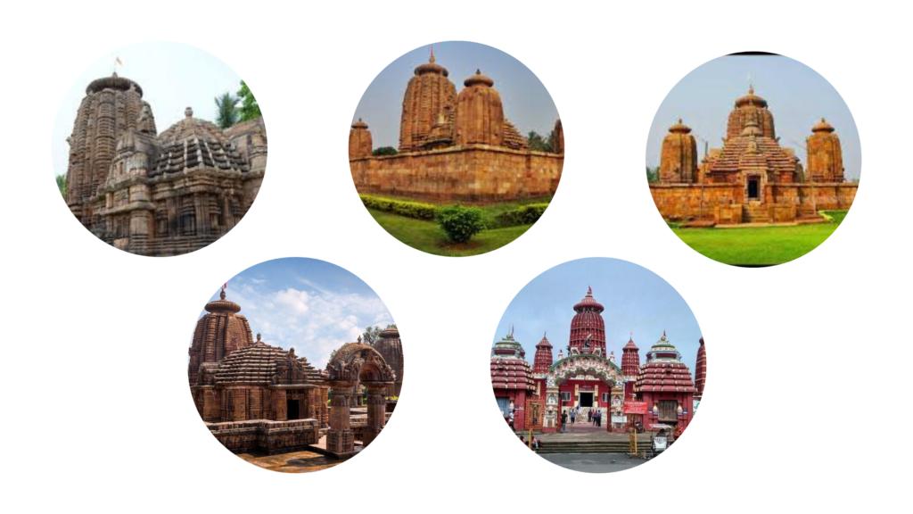 temple of bhubaneswar