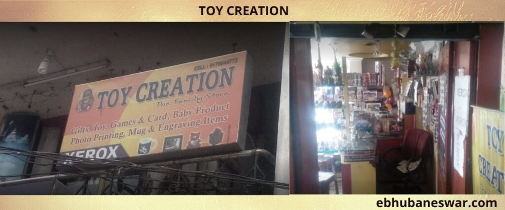 toy creation