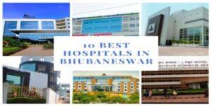 10 Best hospitals in Bhubaneswar