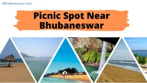 picnic spot near bhubaneswar