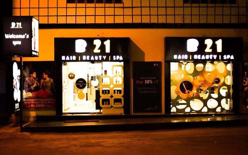 B21 SPA IN BHUBANESWAR