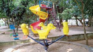kharavela park, play ground