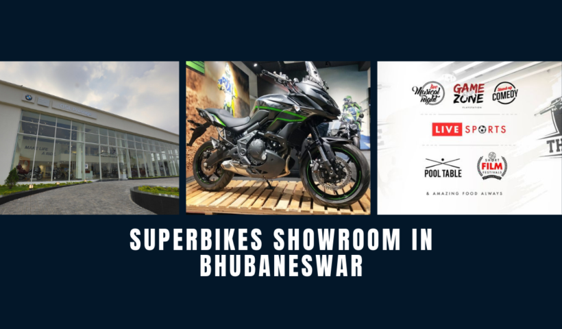 superbike showroom in bhubaneswar
