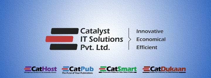 Catalyst IT Solutions Pvt. Ltd.