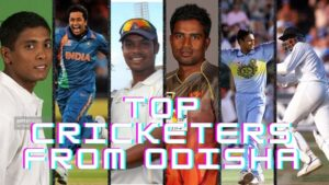 Top Cricketers from Odisha