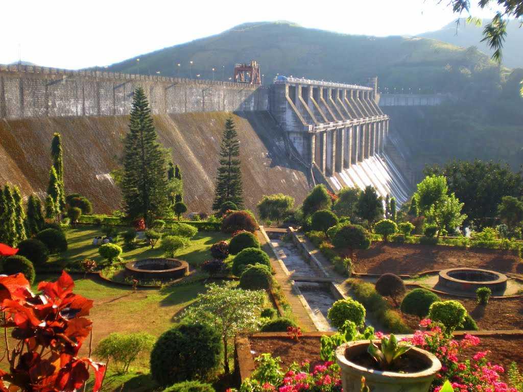 Kolab Dam