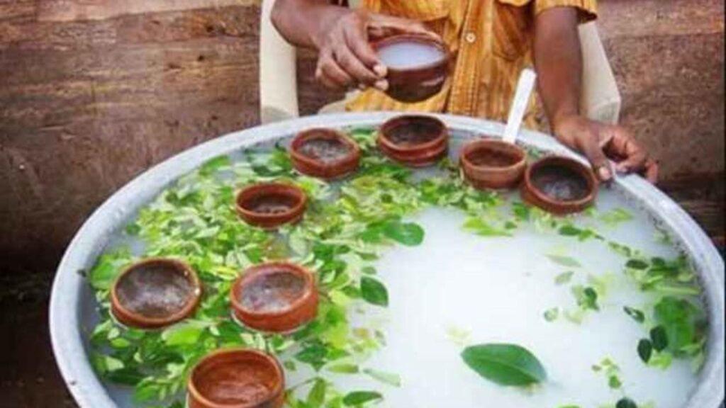 Tanka torani drink of Odisha