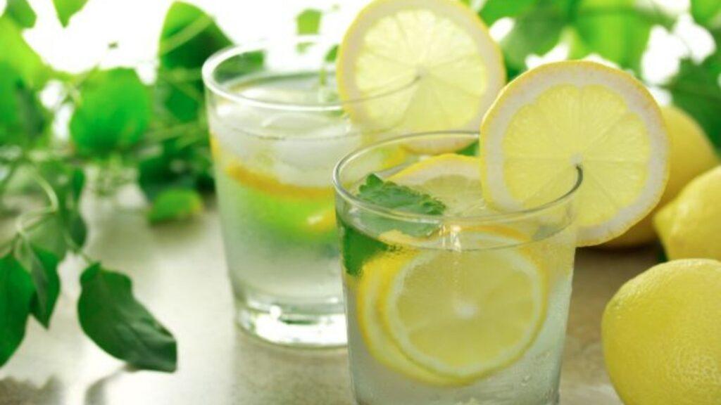 Nimbu sharbat drink of Odisha
