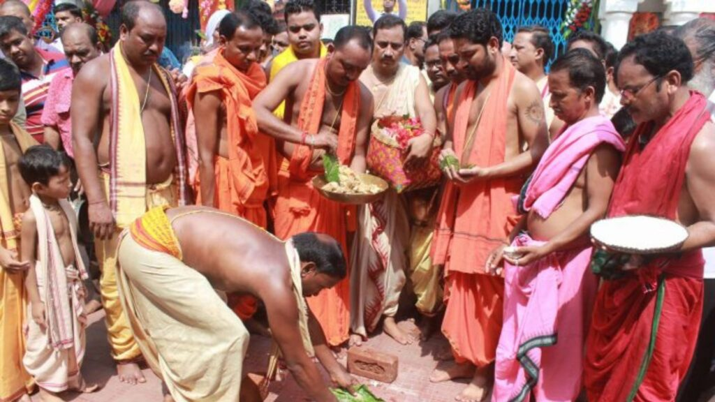 deities that are offered nua