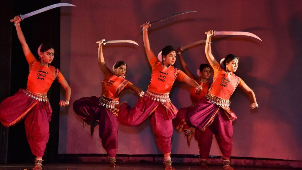 paika dance of Odisha
