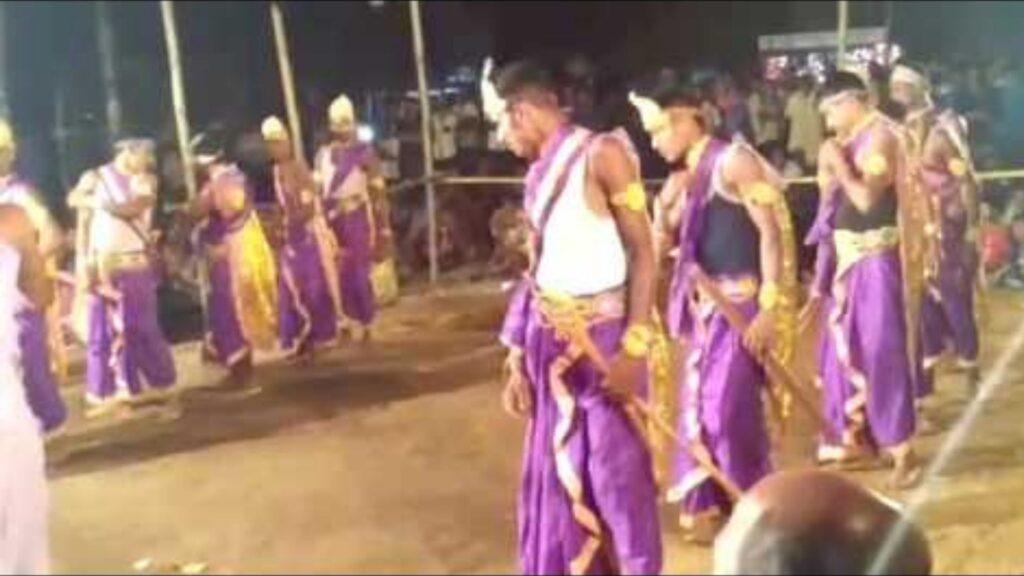 keisabadi dance of Odisha