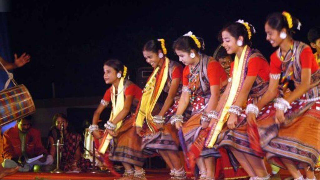 dalkhai dance of Odisha