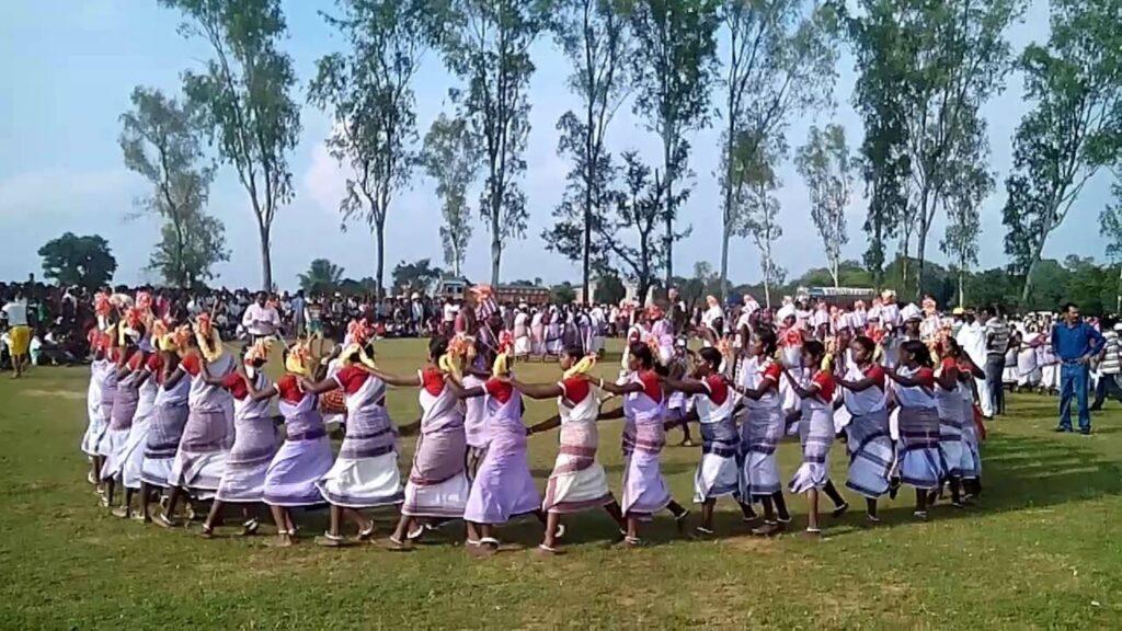 karma dance of Odisha