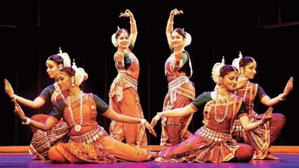 odissi dance of Odisha