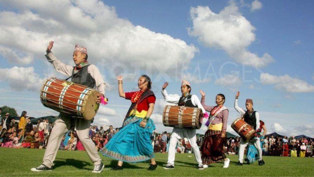 dhan dance of Odisha