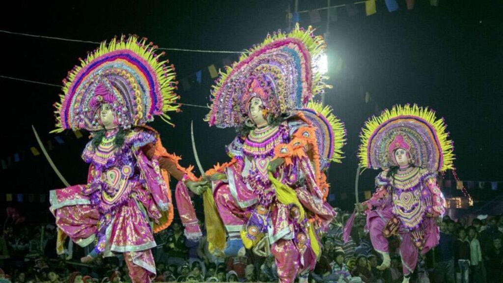 chhau dance of Odisha