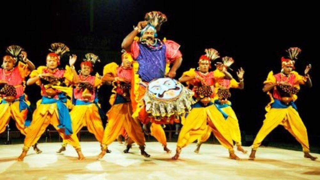 Ghumura dance of Odisha