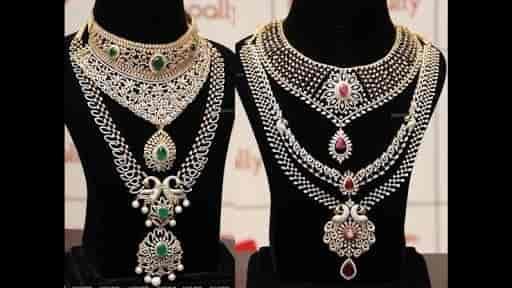 Banadurga jewellers at ravi talkies