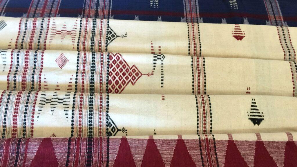 Kotput traditional saree of Koraput