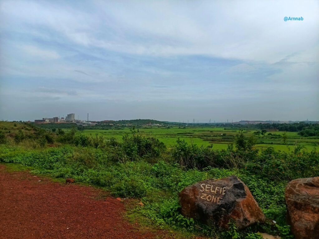 A Picnic spot at Naraj Village