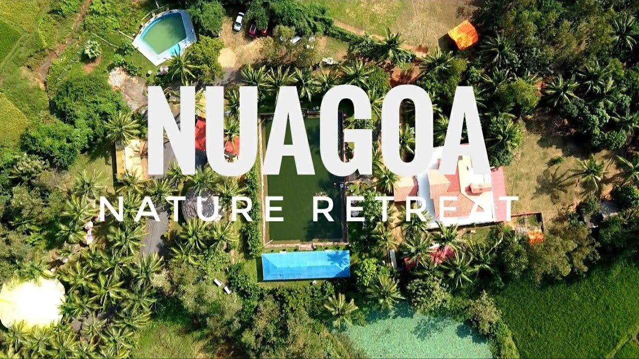 featured image of nua goa nature retreat