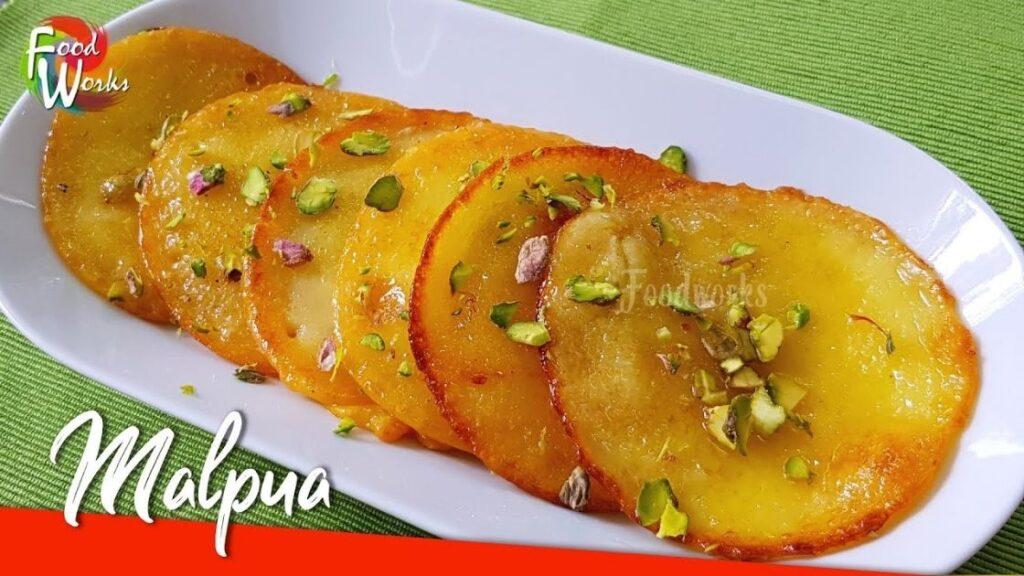 Famous sweets of Odisha - Malpua