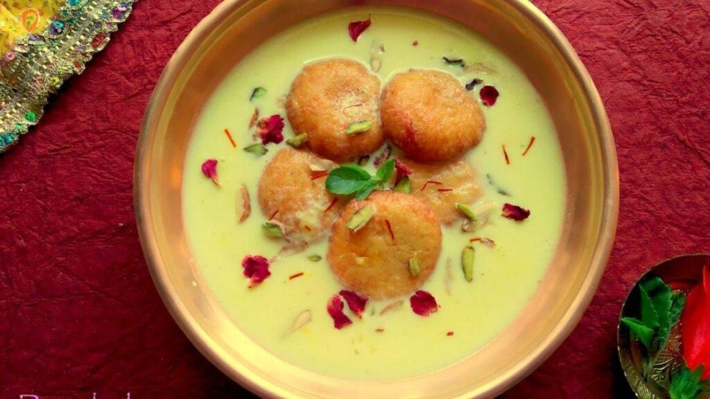 Famous sweets of Odisha - Rasabali