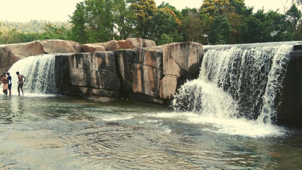 Khasada Waterfall