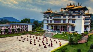 Trip To Visit Jirang Monastery- The Tibet Of Odisha