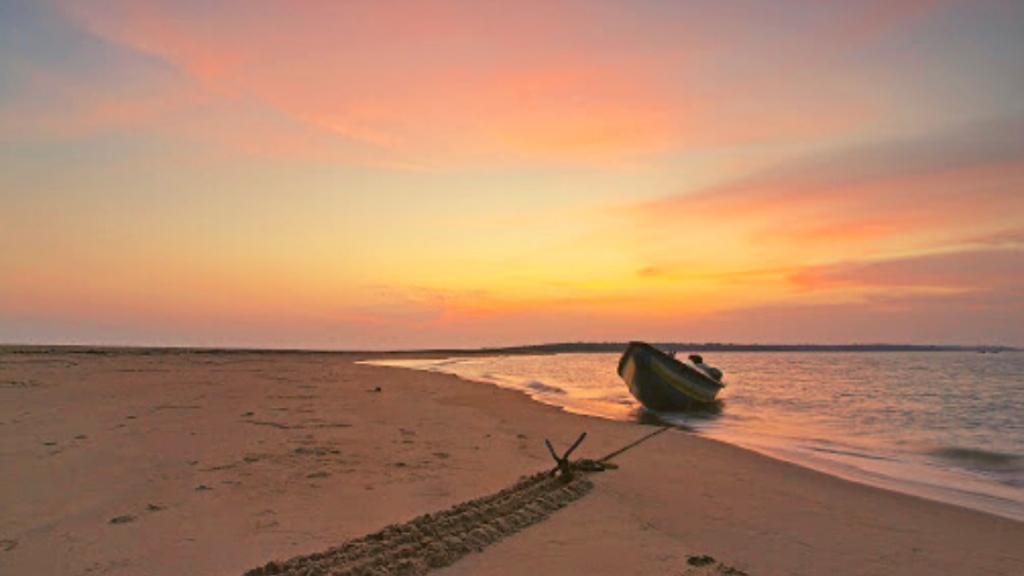 Pati Sonepur Sea Beach