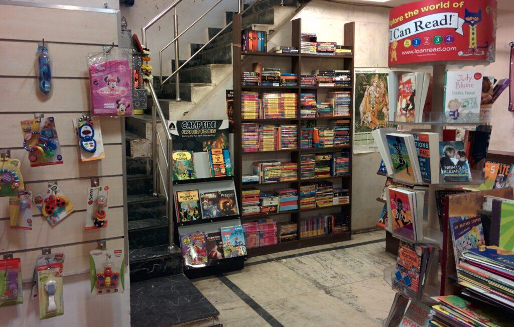 Padmalaya Bookstore, Bhubaneswar