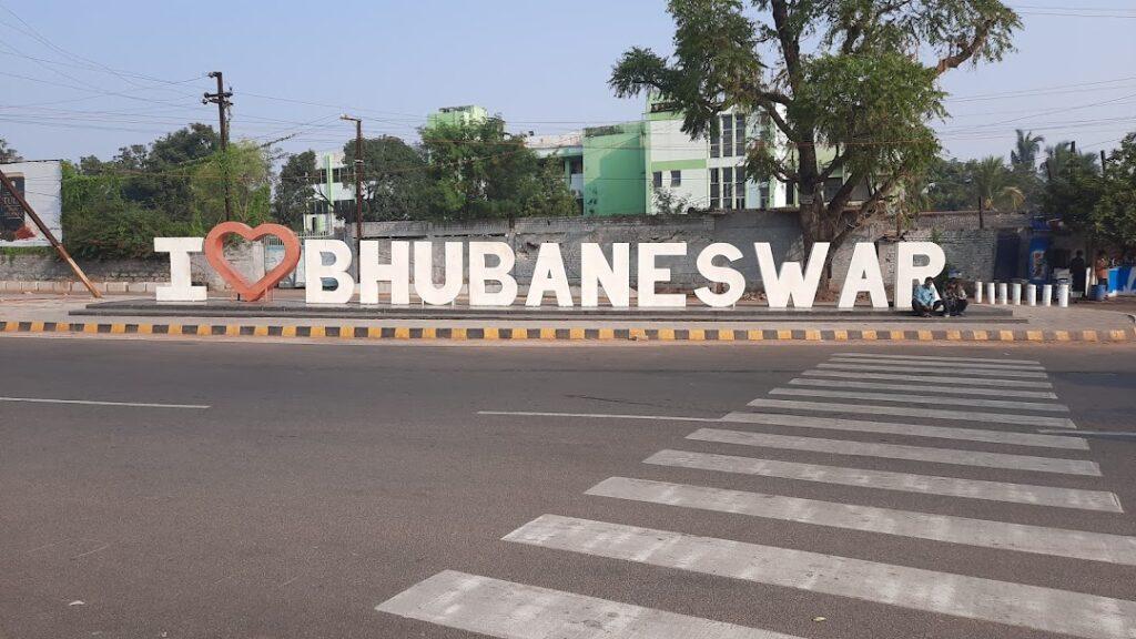 I Love Bhubaneswar