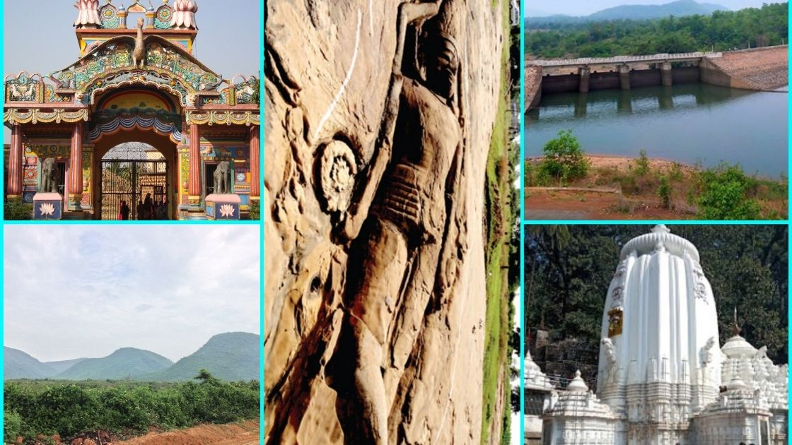top 5 tourist places in Dhenkanal