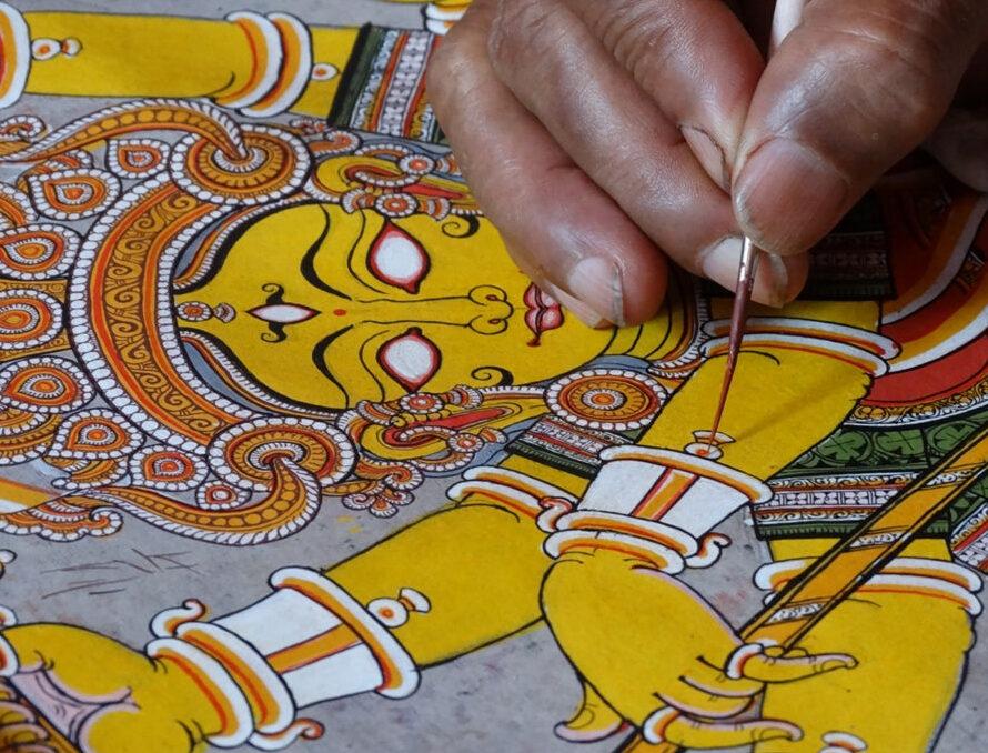 Pattachitra, the heritage art form of Odisha
