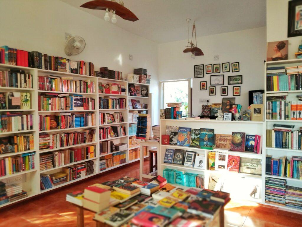 Walking BookFairs, Bhubaneswar
